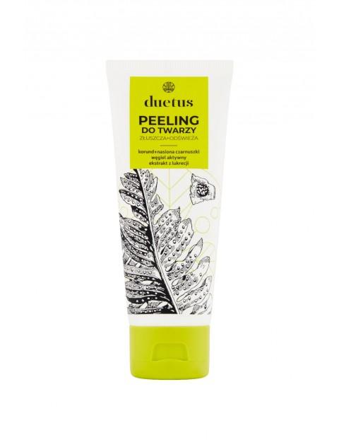 Peeling do twarzy Duetus 75 ml