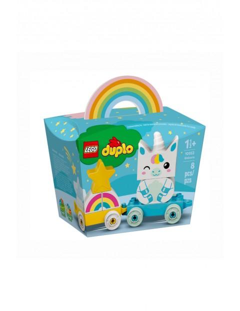 Klocki Lego DUPLO 10953 - Jednorożec - 8 elementów