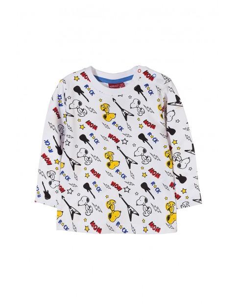 Bluzka z długim rękawem Snoopy 5H35A9