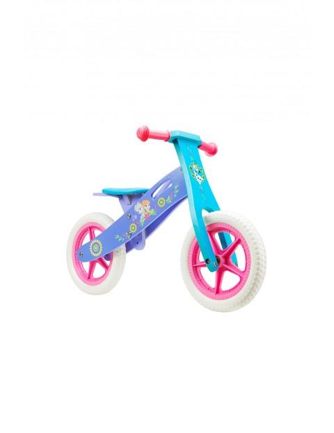 """Rowerek biegowy Kraina Lodu 12"""""""