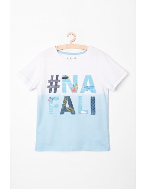 Bluzka z krótkim rękawem #nafali