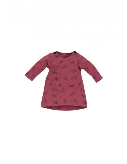 Sukienka niemowlęca 100% bawełna 5K35AK