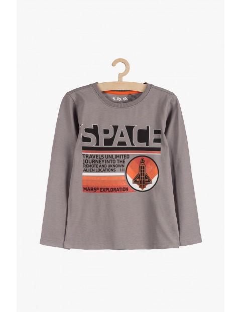 Bluzka z długim rękawem Space
