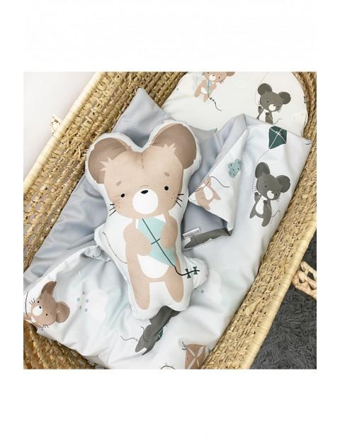 Poduszka niemowlęca Latamyszka 33×20 cm