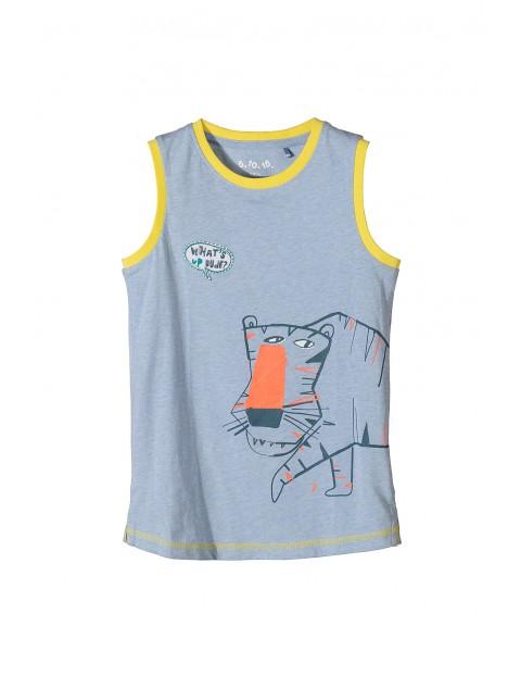 T-shirt chłopięcy 100% bawełna 1I3455