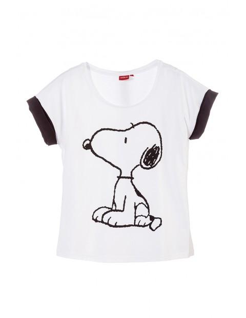 T-shirt damski Snoopy 5Y34BC