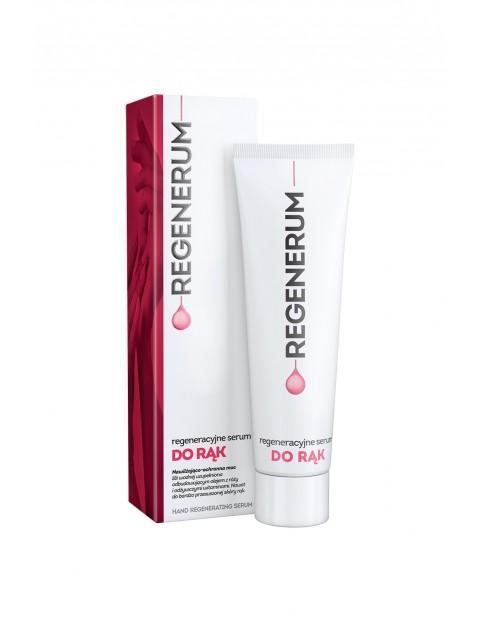Regenerum Regeneracyjne serum do rąk 50 ml