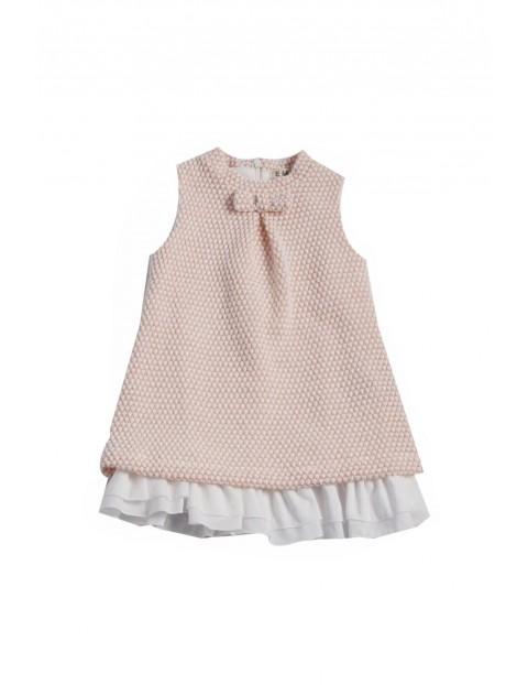 Sukienka dziewczęca 3K35B7