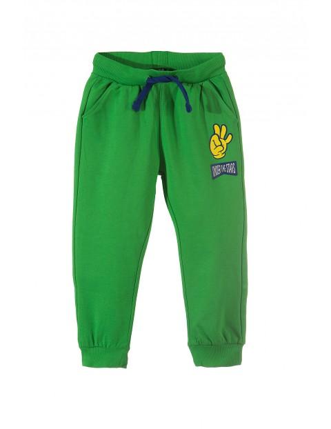 Spodnie dresowe chłopięce 1M3408