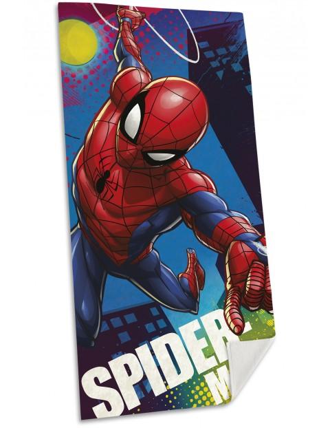 Spiderman ręcznik plażowy 70x140 cm