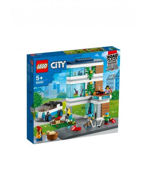 LEGO City - Dom rodzinny - 388 elementów