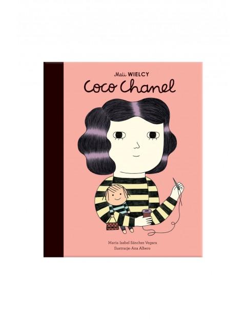 Mali WIELCY. Coco Chanel- książka dla dzieci