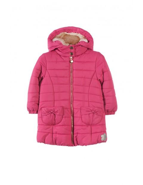 Kurtka dziewczęca zimowa 3A3309