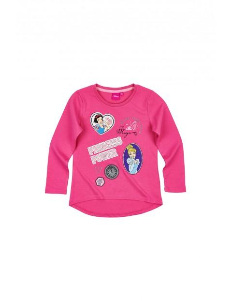 Bluzka dziewczęca Księżniczki 3H33A4