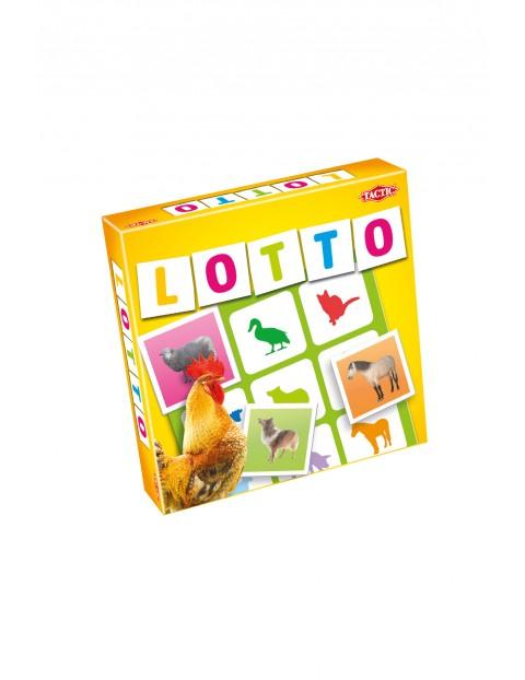 Gra Lotto - zwierzęta z farmy 3Y33IR