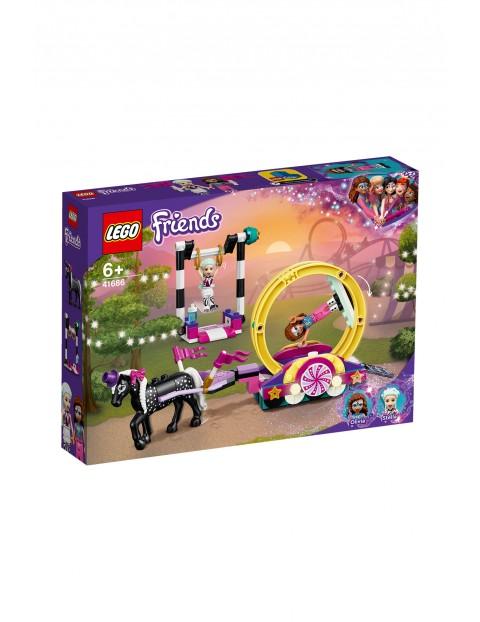 LEGO® Friends Magiczna akrobatyka 41686 - 223 elementy wiek 6+