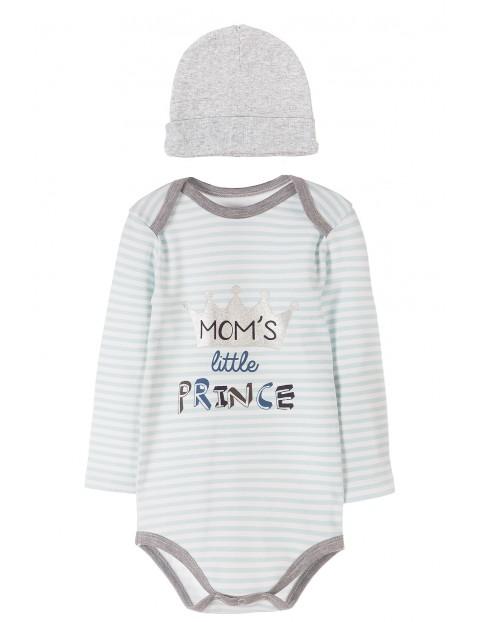 Komplet niemowlęcy 100% bawełna 5W3436