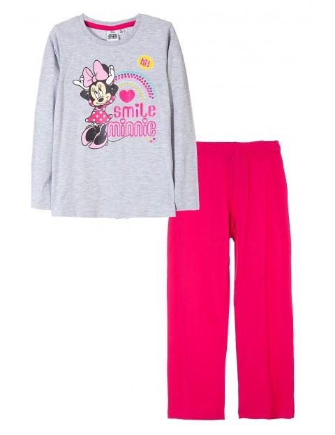 Pidżama dziewczęca Myszka Minnie 3W35C9