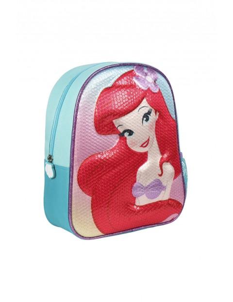 Plecak dla dziewczynki 3D Księżniczka