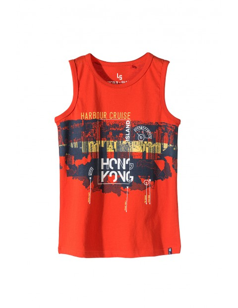 T-shirt chłopięcy 2I3419