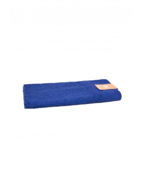 Bawełniany ręcznik granatowy 2-pack 30 x 50 cm