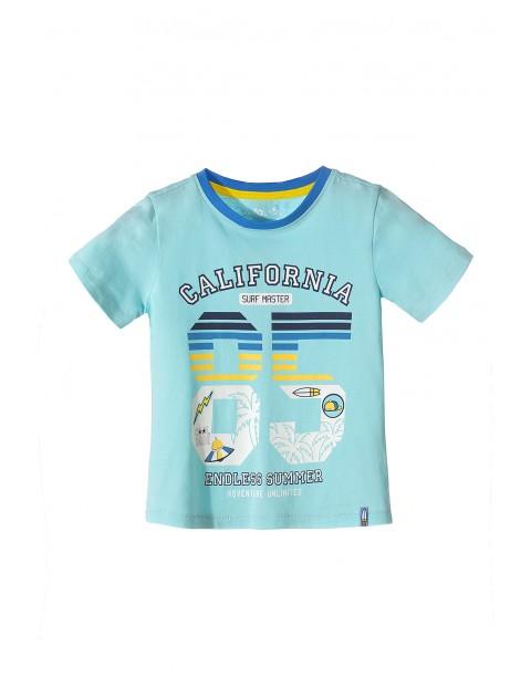 T-shirt chłopięcy California