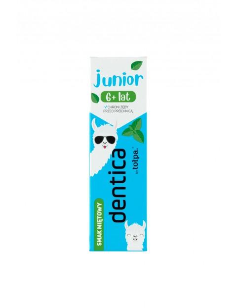 Dentica by tołpa for kids pasta dla dzieci o smaku miętowym wiek 6+  50 ml