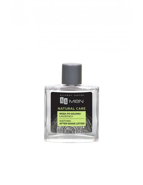 AA Men Natural Care woda po goleniu 100 ml