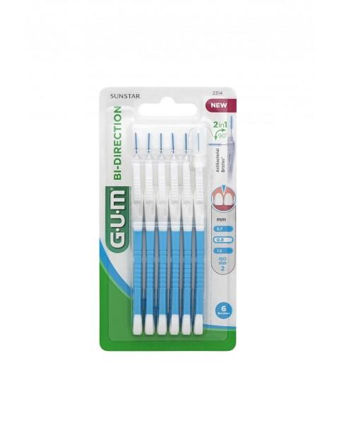 Bi-Direction 0,9 mm walec-higiena jamy ustnej