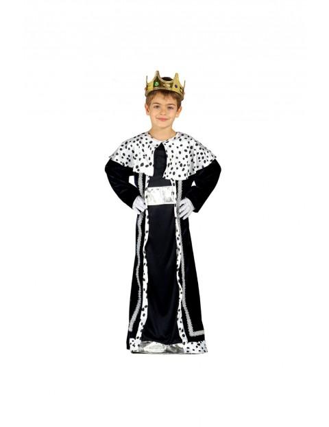 Strój Karnawałowy Król 7-12 lat