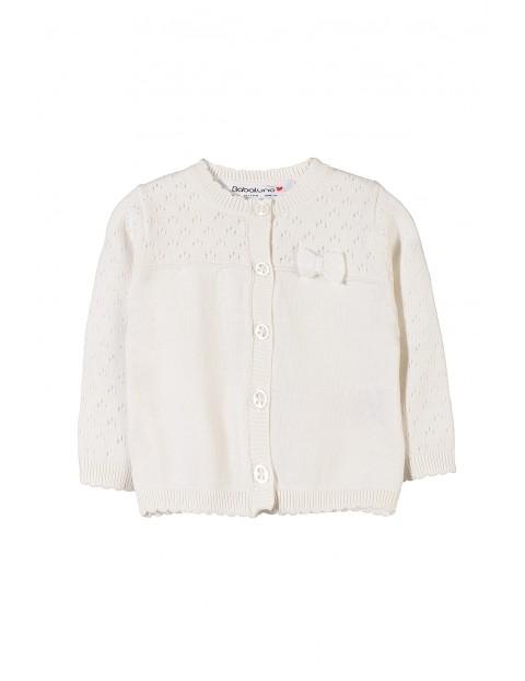 Sweter niemowlęcy 5C34A4