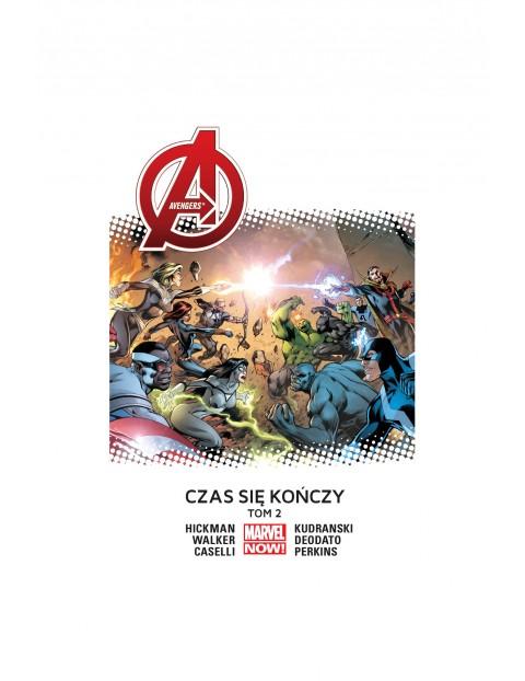 Avengers - Czas się kończy. Tom 2