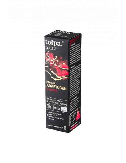 Tołpa holistic Liftingujący krem przeciwzmarszczkowy 40 ml