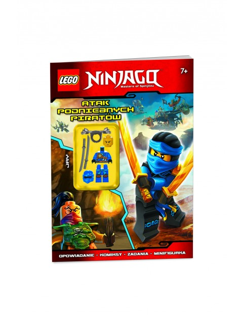 Książka Lego Ninjago Atak Piratów