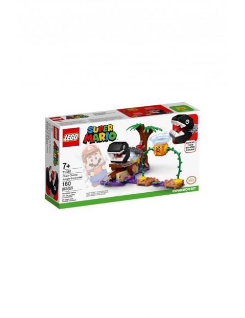 LEGO Super Mario -  Spotkanie z Chain Chompem w dżungli - 160 el