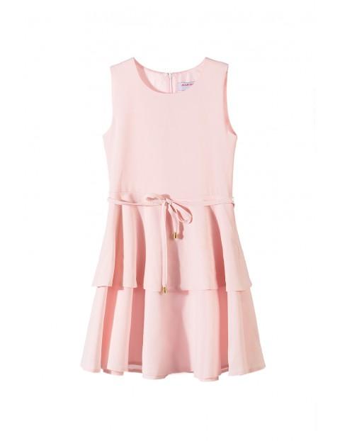 Sukienka dziewczęca 4K3419