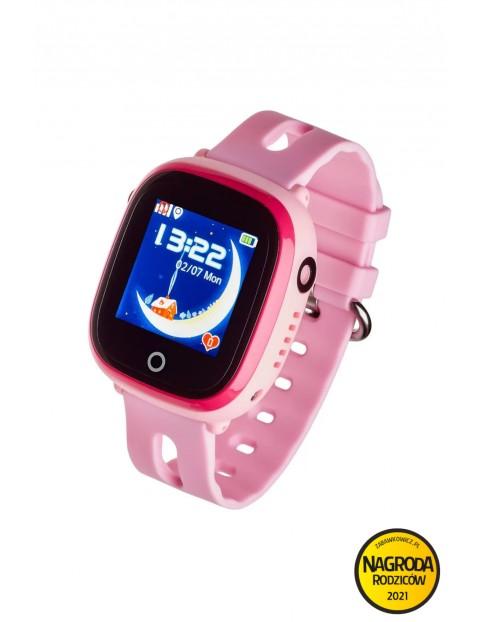 Smartwatch Garett Kids Happy- różowy