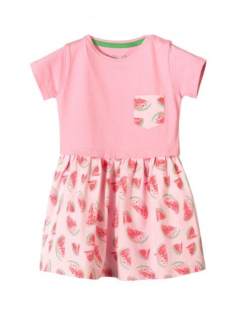 Sukienka niemowlęca 5K3406
