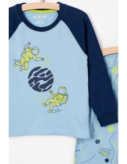 Piżama dla chłopca- Kosmos