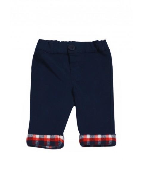 Spodnie niemowlęce 5L35BF