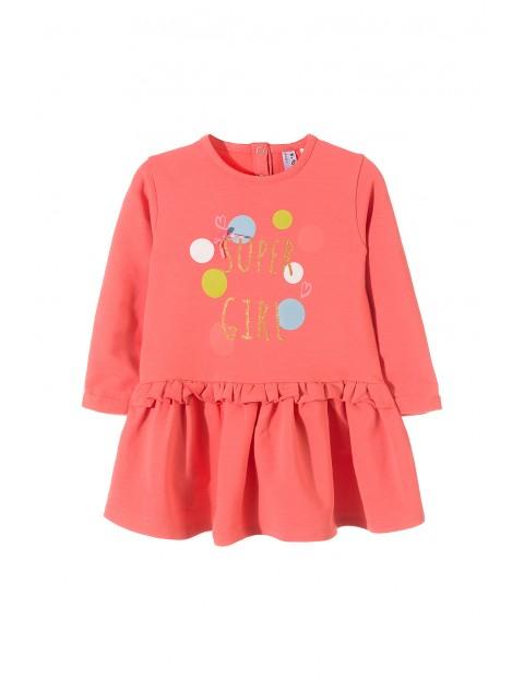 Sukienka niemowlęca 5K3301