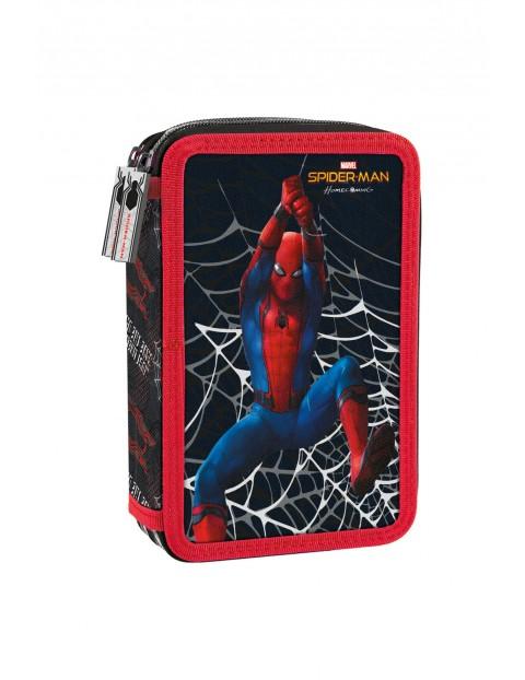 Piórnik dwukomorowy Spiderman