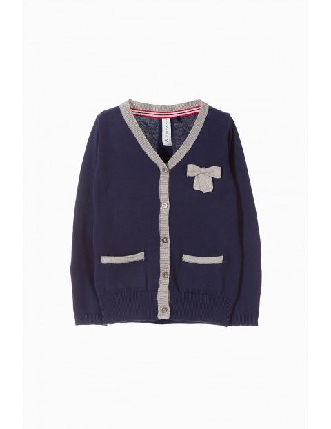 Sweter dziewczęcy 3C3306
