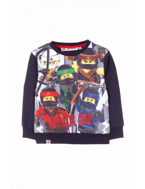 Bluza chłopięca Lego Ninjago 1F35AU