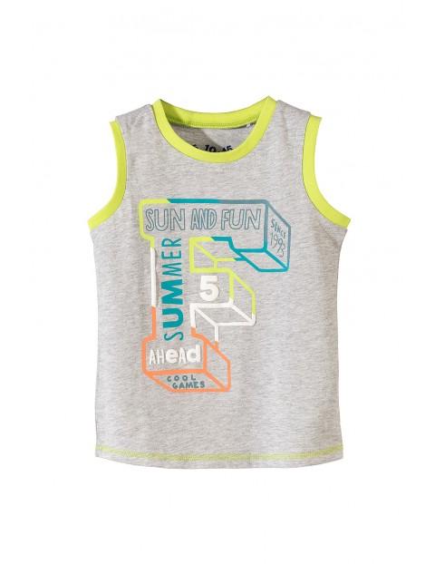 T-shirt chłopięcy 1I3435