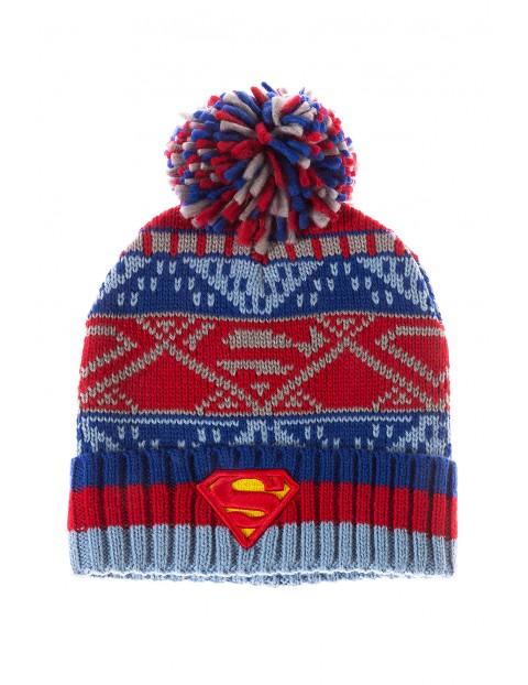 Czapka zimowa Superman 1X35BM