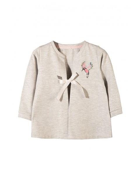 Bluza dresowa dziewczęca 3F3409