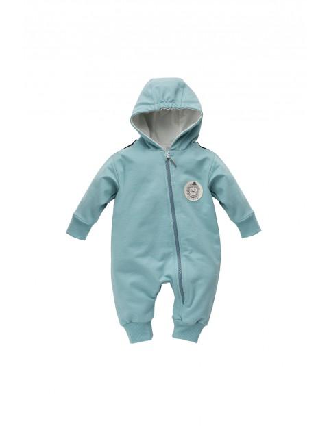Kombinezon niemowlęcy 100% bawełna5A35AO
