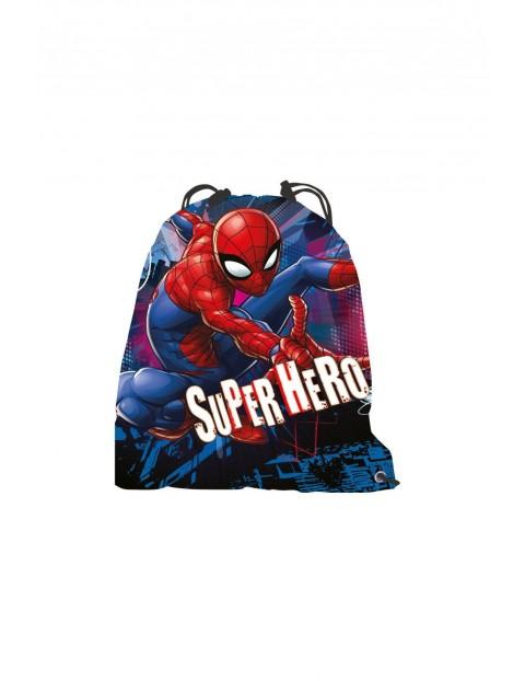 Worek chłopięcy Spiderman