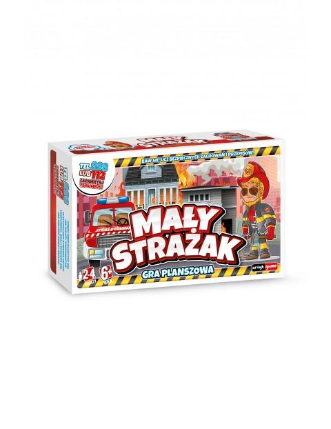 Gra mały strażak wersja podróżna wiek 6+